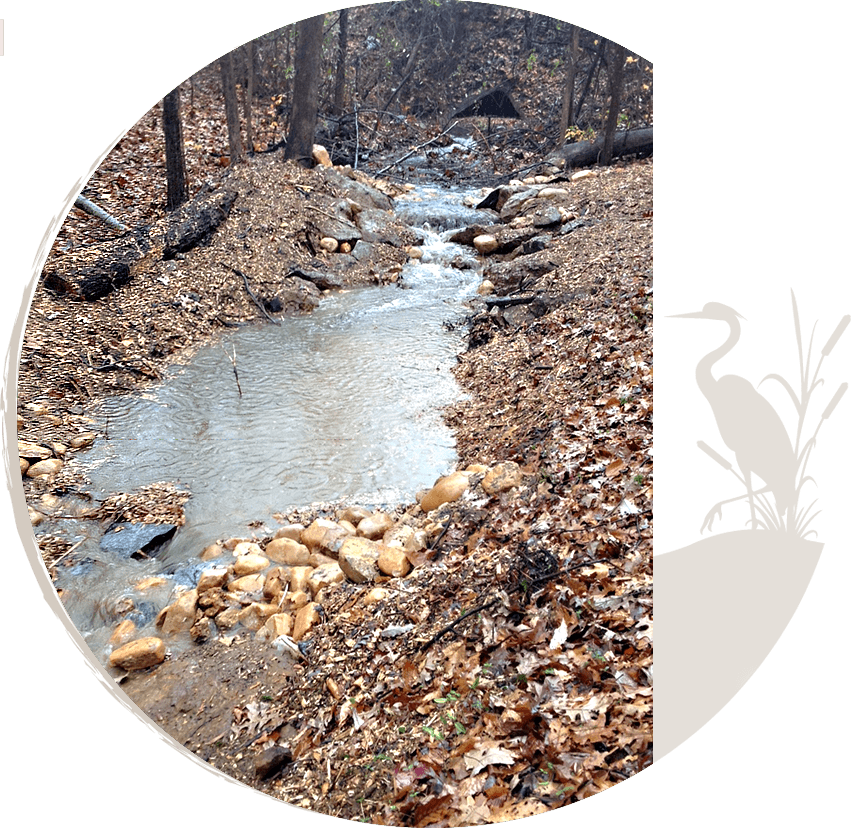 Chesapeake Bay Watershed Environmental Design & Construction